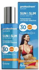 Protextrem Sun & Slim aceite reductor