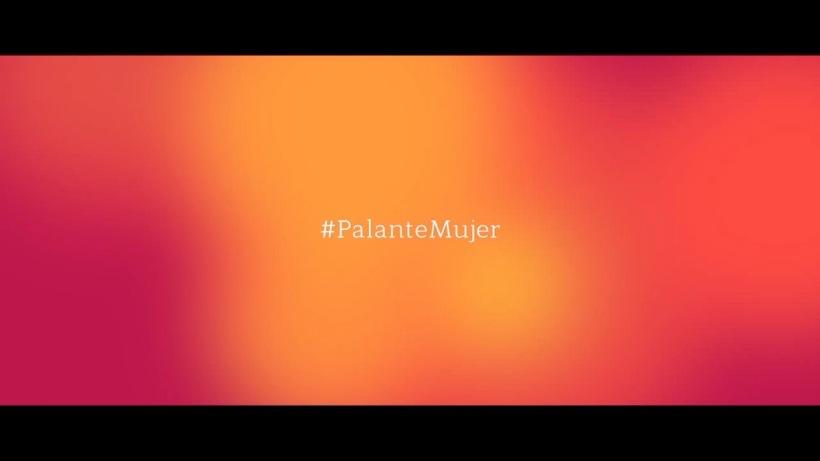 #PalanteMujer - Mensaje de apoyo a las mujeres víctimas de violencia de género